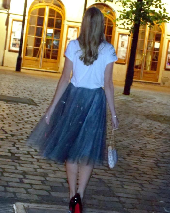 Tulle Skirt 10