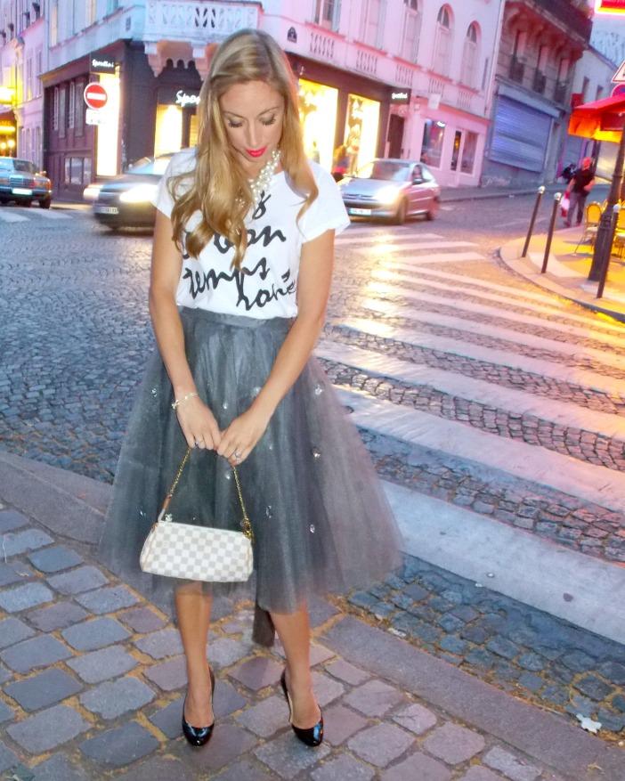 Tulle Skirt 5