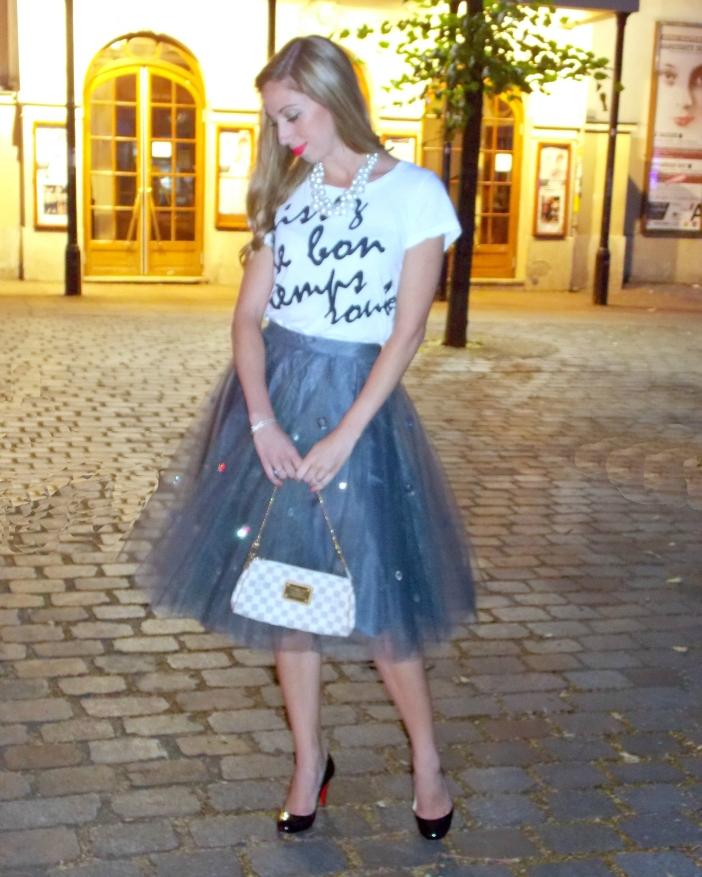 Tulle Skirt 7