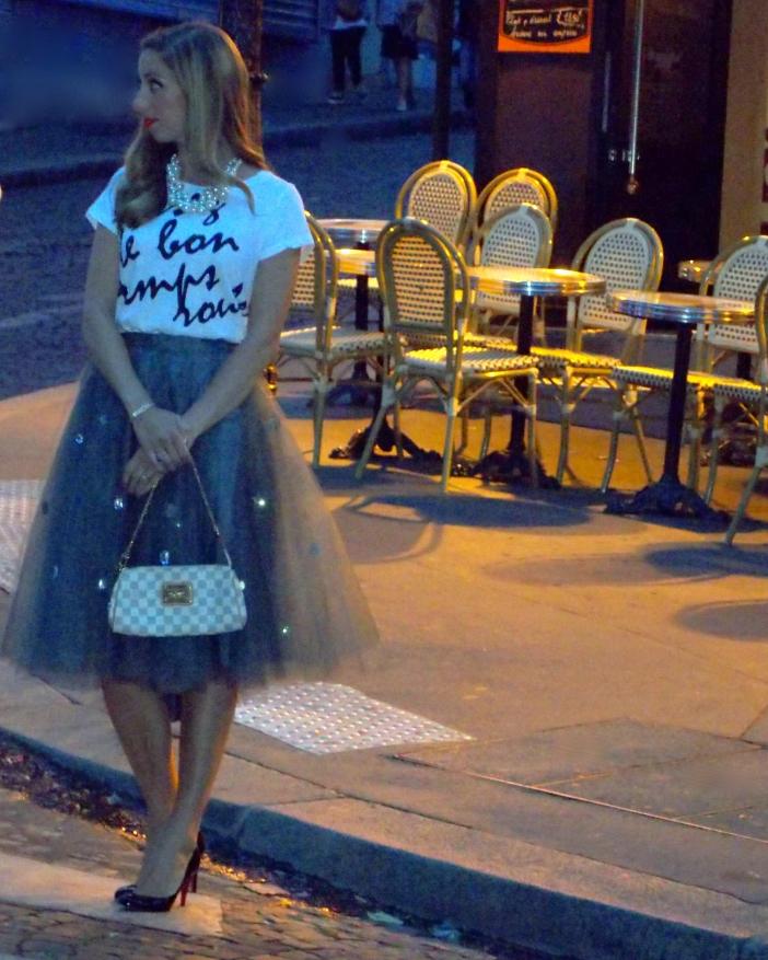 Tulle Skirt 9